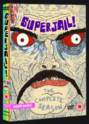 Superjail The Complete Season Dvd Review