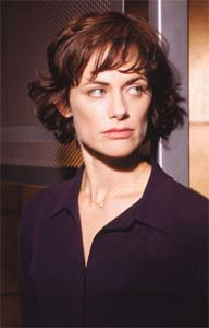 Sarah Clarke - Interview